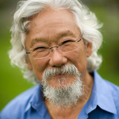 David Suzuki Carbon Offsets
