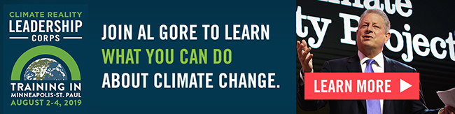 7 Reasons to Attend a Climate Reality Training | Climate Reality